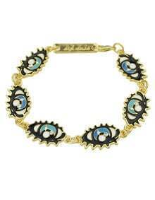 New Fashion Ethic Style Enamel Charms Bracelet