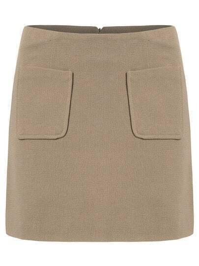 Pockets Skirt 6