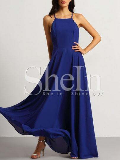 http://www.shein.com/Blue-Spaghetti-Strap-Backless-Maxi-Dress-p-224127-cat-1727.html?utm_source=zareklamowane-przereklamowane.blogspot.com&utm_medium=blogger&url_from=zareklamowane-przereklamowane