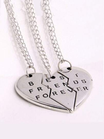 BFF must have Best Bitches chain necklace sets pictures