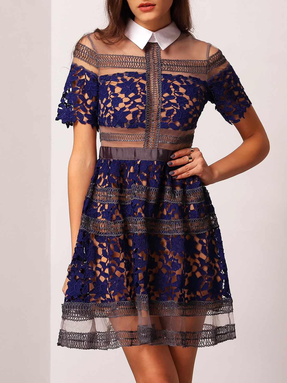 Lace Dresses, Shop Womens Lace Dresses Online SheIn.com