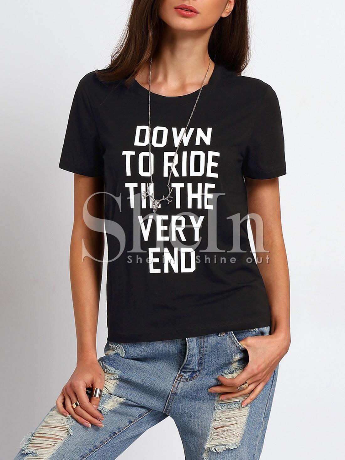 Best pairlook BONNIE & CLYDE t-shirt