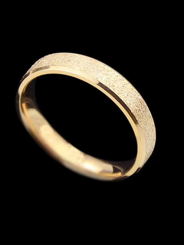 gold simple design ring shein sheinside