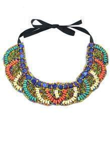 Colorful Beads Necklace