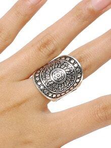 Vintage Carved Ring