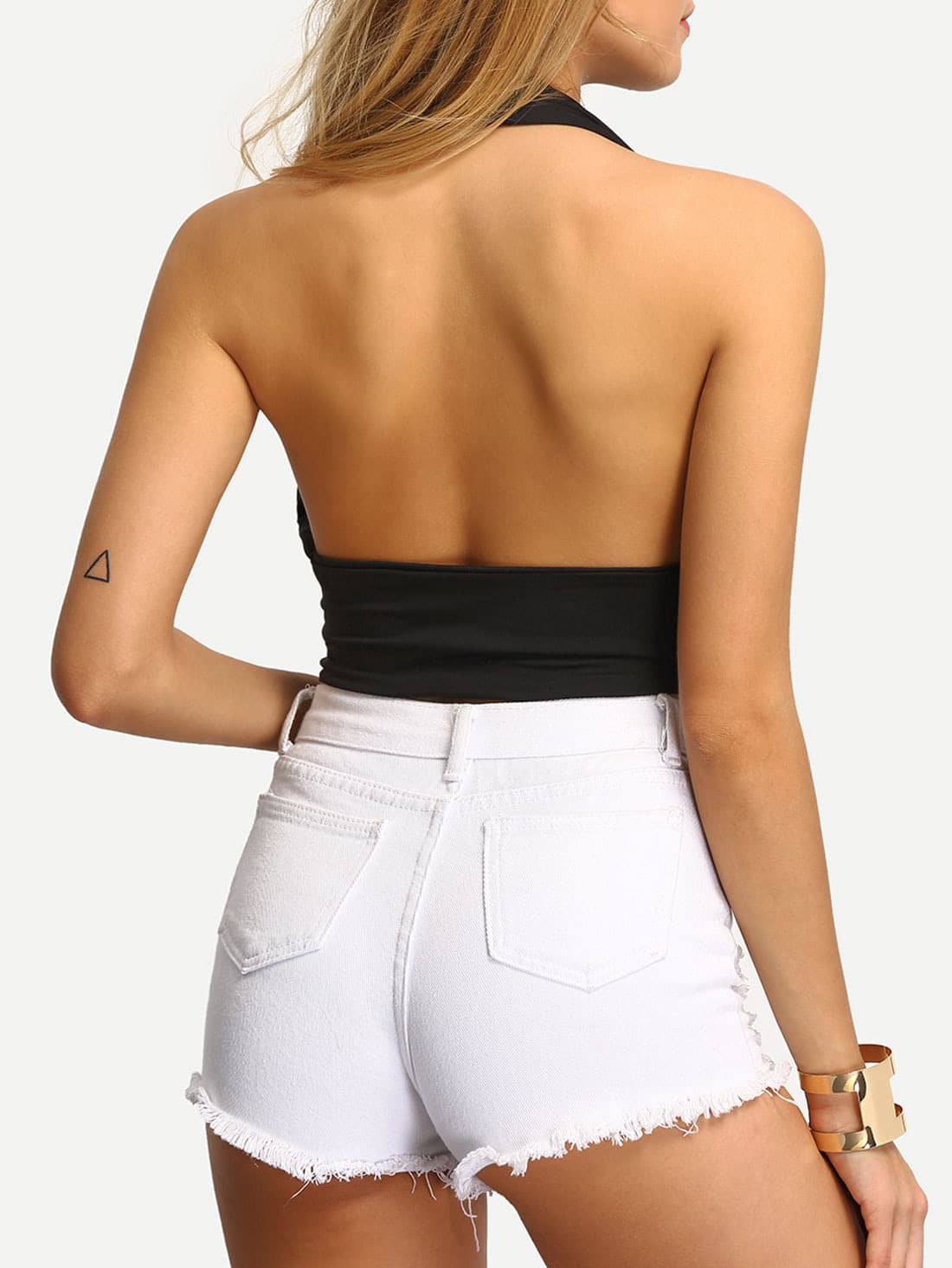Buy low price, high quality backless black top with worldwide shipping on lolapalka.cf