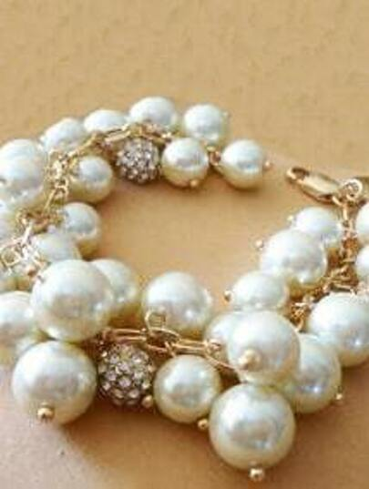 Fashion Charming Luxury Noble Bead Bracelet