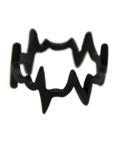 خاتم أسود