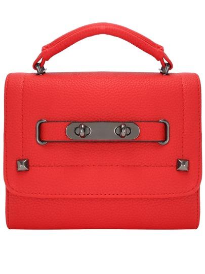 sac à la mode -rouge