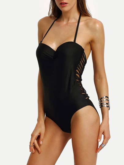 Hater Strappy One-Piece Swimwear