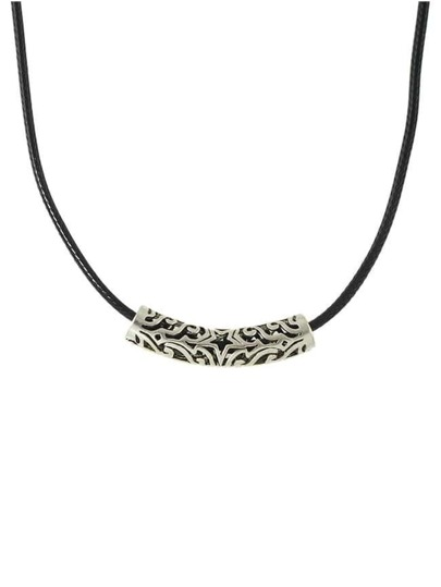 Braided Rope Simple Necklace