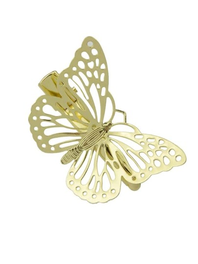 Butterfly Shape Hair Clips