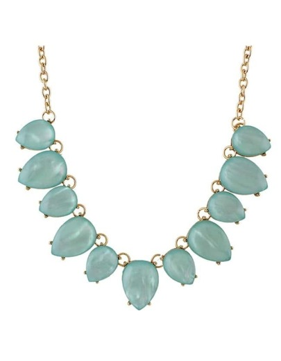 Stone Collar Summer Style Necklace