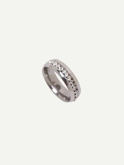 Minimalist Diamond Ring