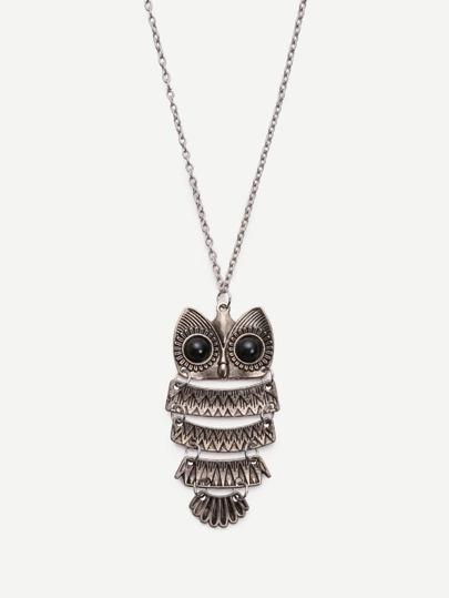 """Стильная подвеска"""" cute owl """""""