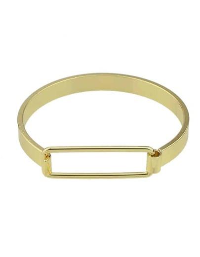 Gold Plated Simple Latest Bracelet