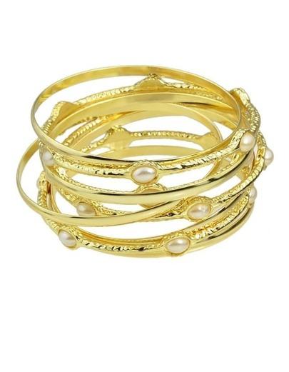 Multilayers Chunky Bracelets