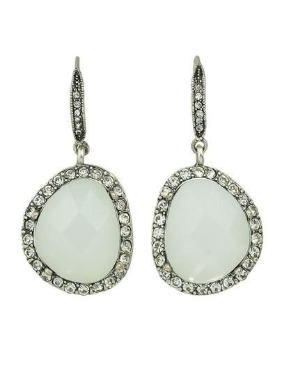 Latest Rhinestone Pendant Earrings For Women