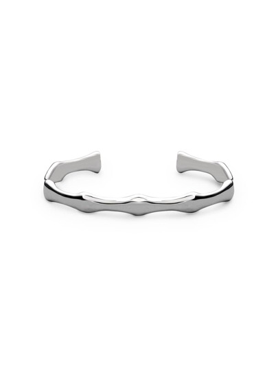Silver Fashion Cuff Bracelet