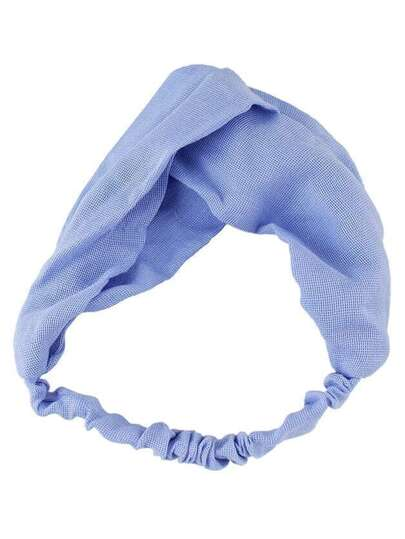 Blue New Coming Elastic Hair Band