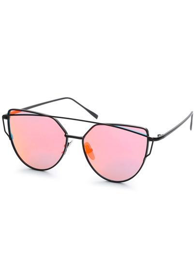 Gafas del sol de ojo de gato