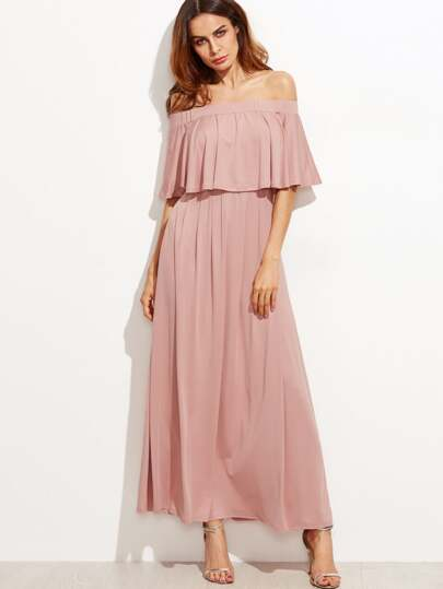 Long Dresses- Women&-39-s Long Party Dresses Online - SheIn.com
