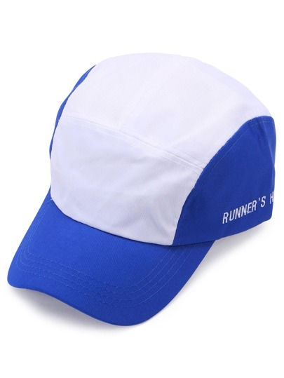 Colorblock Outdoor Baseball Cap