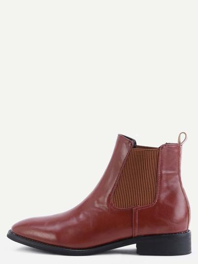 Модные PU ботинки