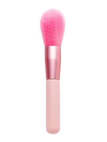 розовый профессиональная косметическая кисть для макияжа