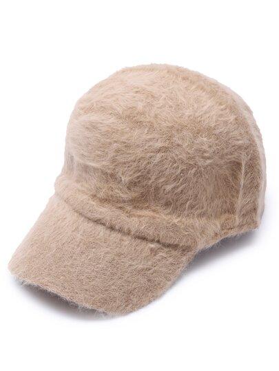Cappello Di Baseball Casuale Termico - Khaki