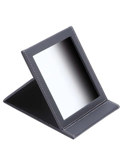 Espejo con PU - negro