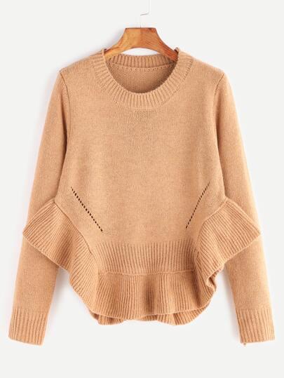 0307f235e751d Women s Sweaters   Cardigans Online-Ar SheIn(Sheinside)