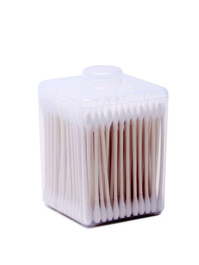 Boxed Makeup Cotton Swabs