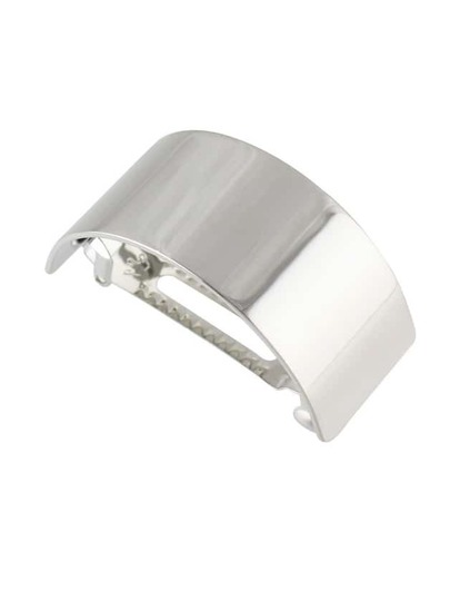 Silver Color Metal Hair Bands Accessories