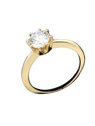 خاتم لعرس - ذهبي