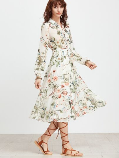 Floral Dresses Shop Flower Dresses Cheap Online  SheIn.com