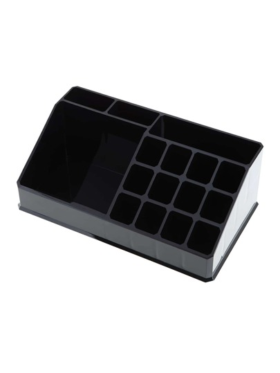 Schwarz Make Up Storage Case