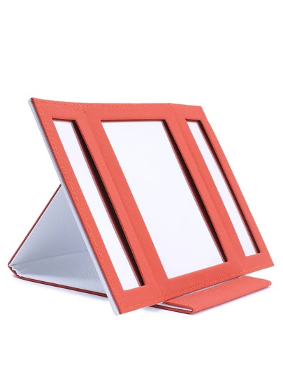 Miroir de maquillage Orange Fold Over Wrap