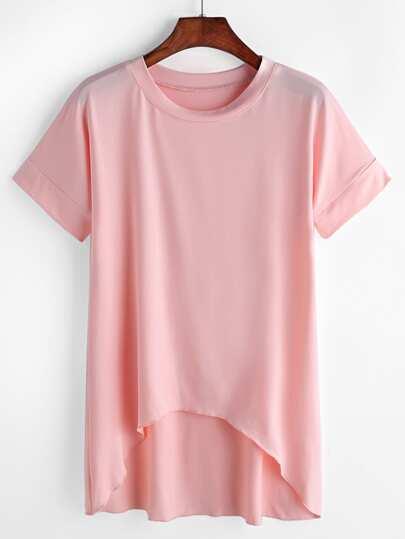 T-shirt à manches courtes à manches courtes