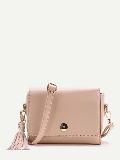 حقيبة الكتف جلد صناعي