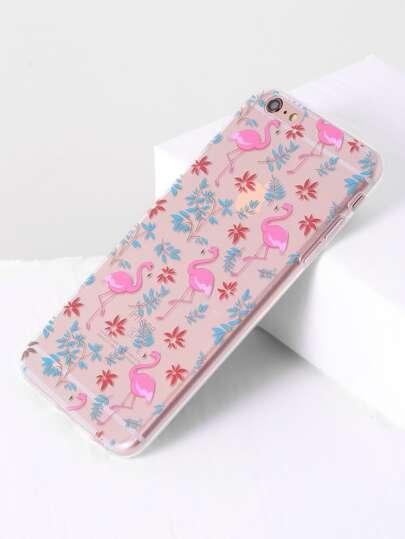 Flamingo Design iPhone 6plus Case