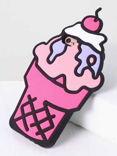 Eis geformter iPhone 6 / 6S Kasten
