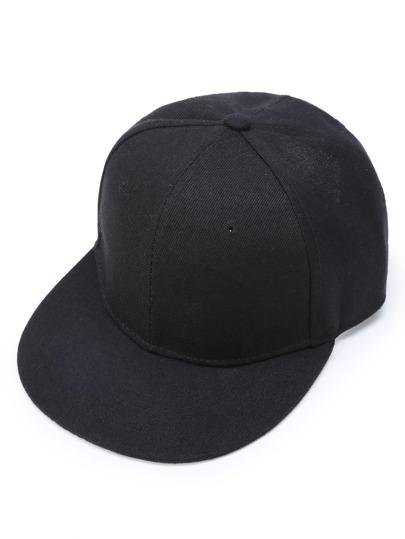 Plain Cappello da baseball casuale