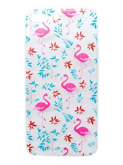 Flamingo Design iPhone 7plus Case