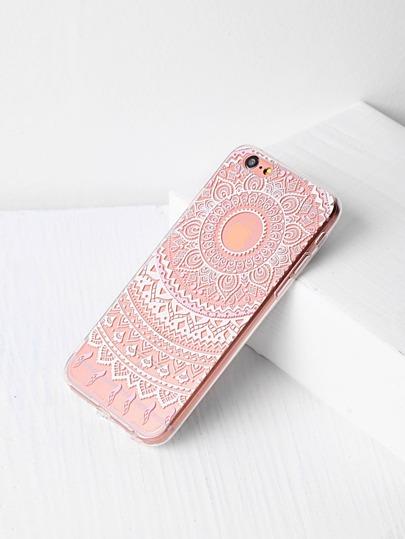 Cover per iphone 6/6s con modello tribale