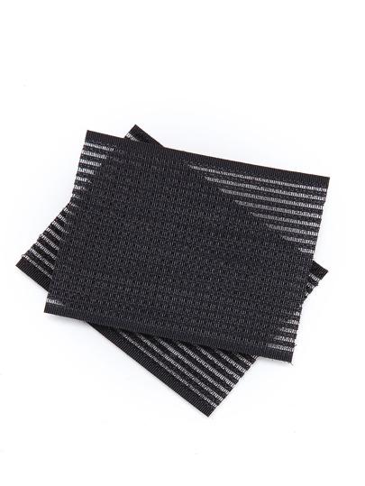 Black Velcro Hair Clip