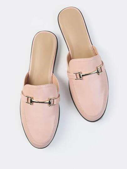 Loafer Slip On Flats BLUSH