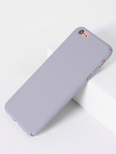 Plain iPhone 6 Plus / 6s più l'argomento