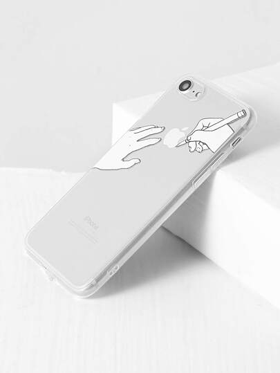 Hand Print iPhone 7 Case