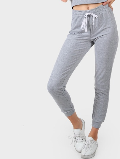 Relaxed Fit Joggers GREY